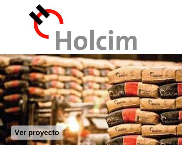 Logo Holcim