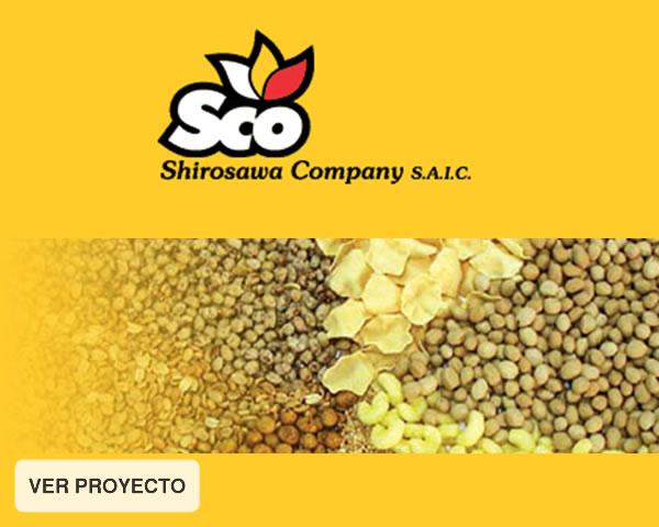 Logo SHIROSAWA